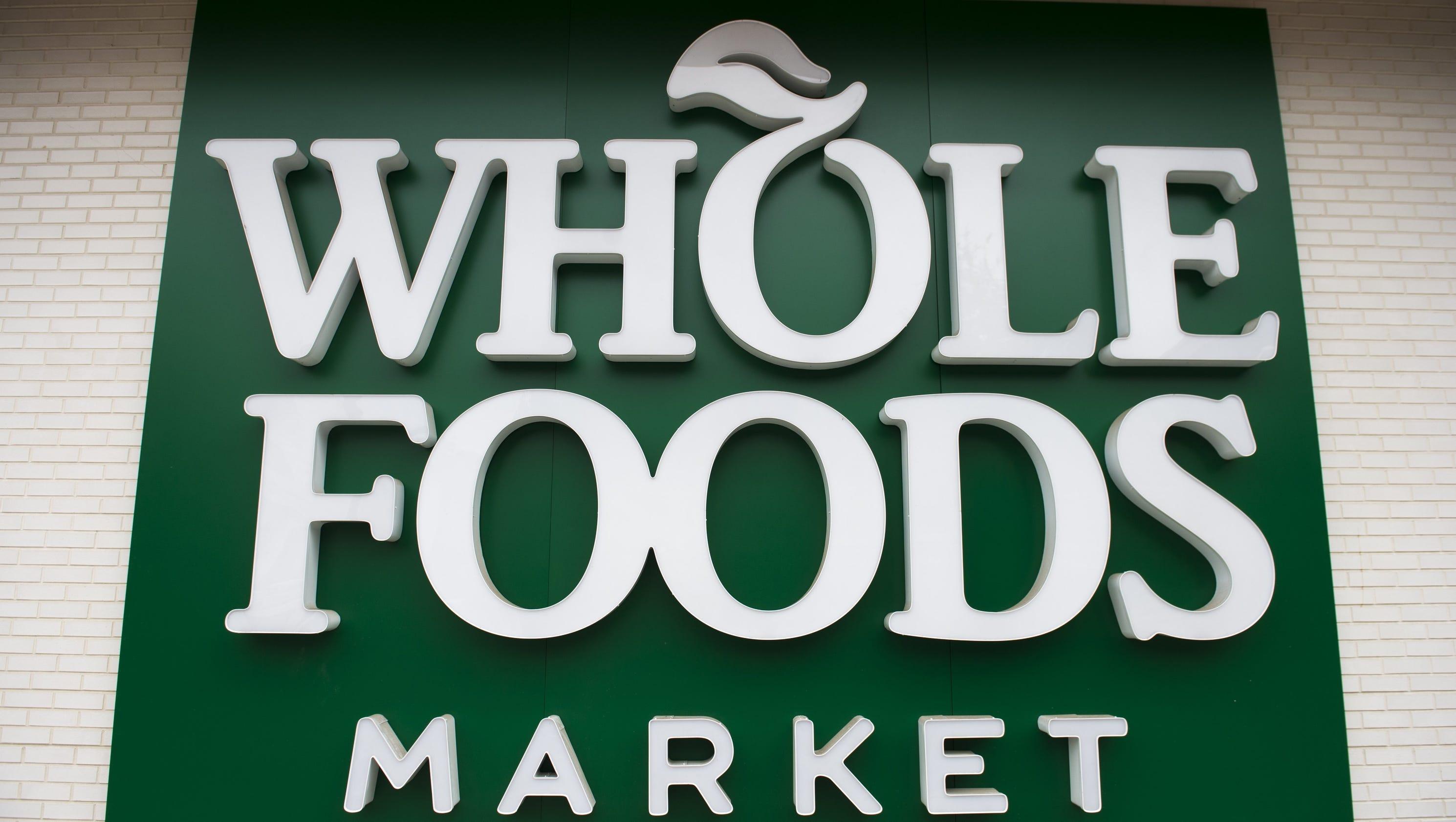Whole Foods Amazon Echo