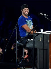 Luke Bryan wrote six of the 13 songs (and nine of the