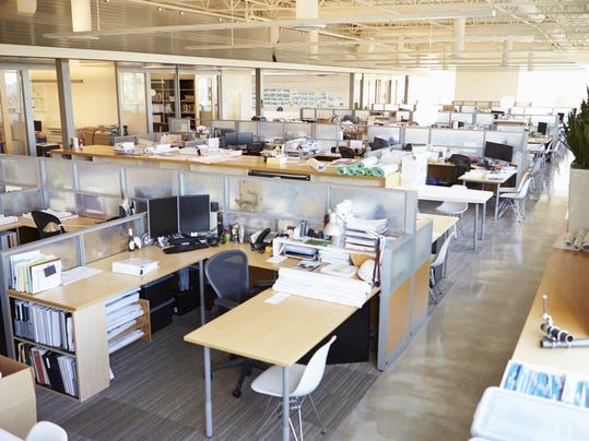 Smaller Office Spaces Can Be Offset By Other Perks