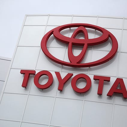 Toyota is recalling about 20,000 near-new vehicles equipped with 3.5-liter V-6 engines to check to see if a fuel pipe could susceptible to leaking.
