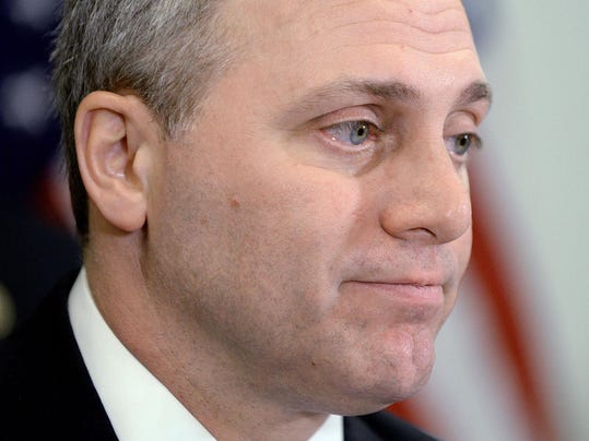 Scalise gets good vibes from colleagues