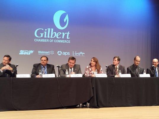 Gilbert Town Council candidates