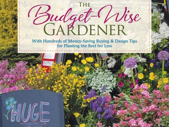 Hundreds of money-saving tips can be found in this gardening guide.