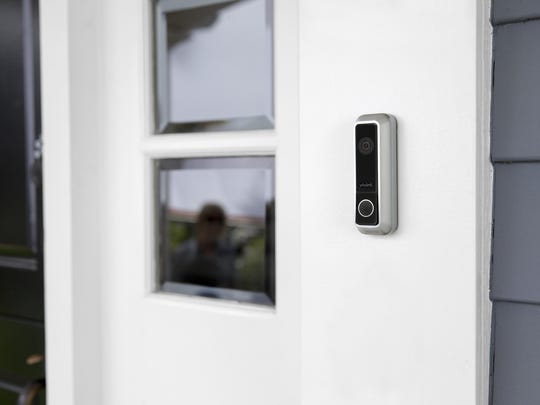 The Vivint Doorbell Camera lets you see who's on your doorstep – on your iOS or Android phone or tablet – whether you're inside or not.