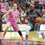 Brittany Brown finished with seven points in FSU's 73-66 loss to Notre Dame.