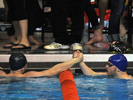 Swimming: Division II district meet at Bowling Green