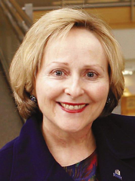 Dr. Anna Solley, President, Phoenix College