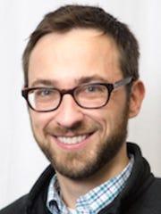 Nicholas Hillman, UW-Madison associate professor