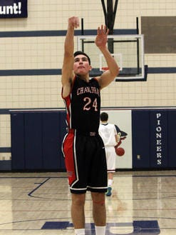 Chaparral 2015 guard Kenzo Nudo looking  forward to developing  his game even more  under Grand  Canyon  University coach Dan Majerle after recently committing to the  NCAA Division I school.