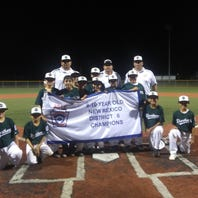Shorthorn Green claims 8-10 year old district title