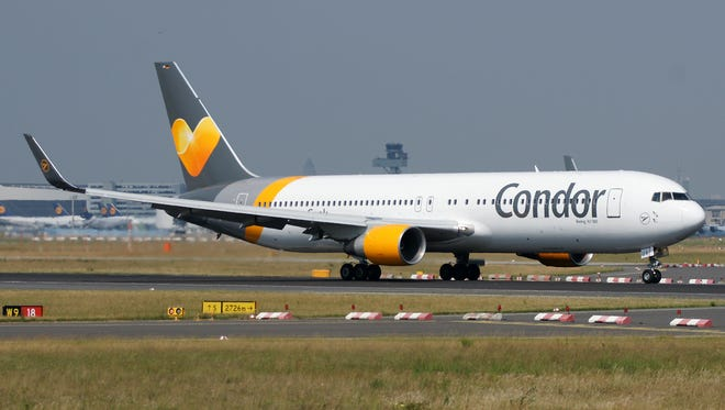 Condor Airlines will start Phoenix-Germany service in 2018