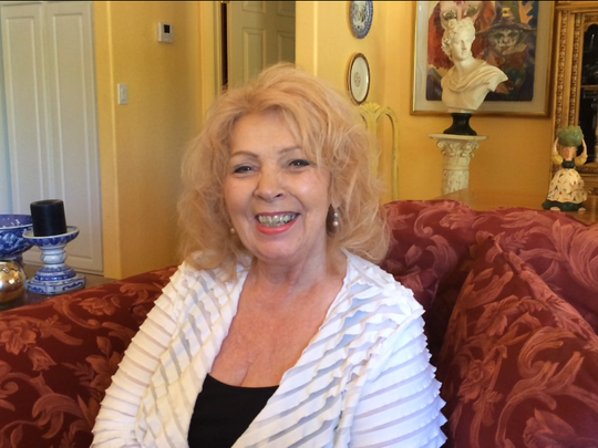 Astrologer Dana Haynes of Desert Hot Springs talks about her profession and clients.