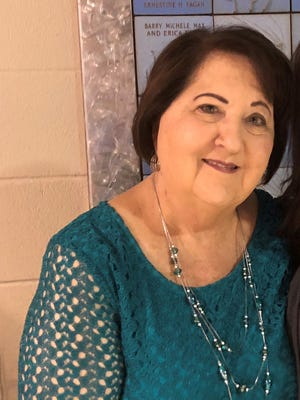 Gloria Tate, whose family was one of the first in Cape Coral, is celebrating 45 years of Raso Realty this month.
