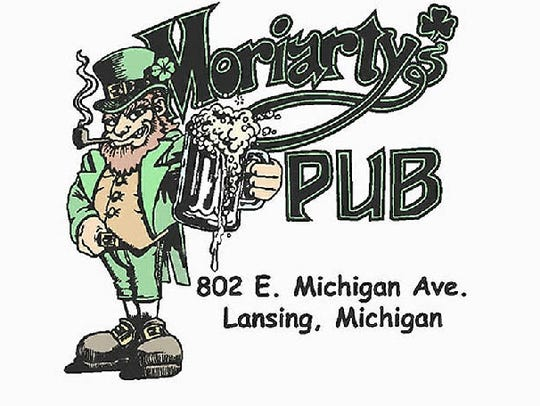 Moriarty's Pub logo