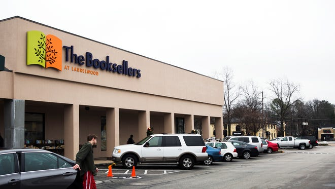The Booksellers at Laurelwood, located at 387 Perkins Ext., will be closing its doors soon.