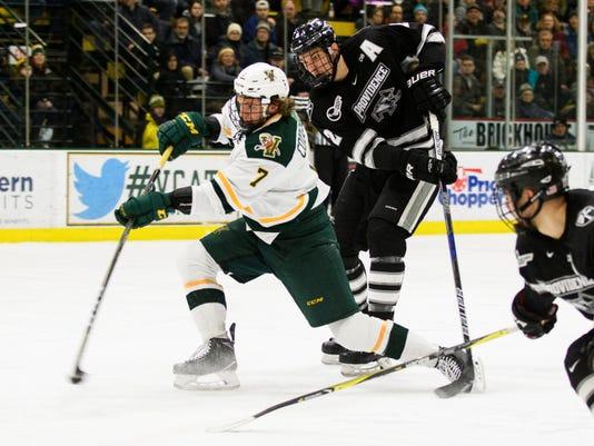 Providence vs. Vermont Men's Hockey 02/02/18