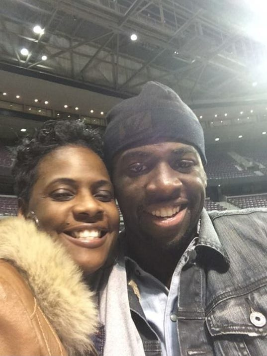 Draymond Green S Mom Lives The Dream With Her Son Via Twitter
