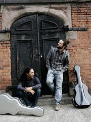 The University of Vermont hosts the Brasil Guitar Duo
