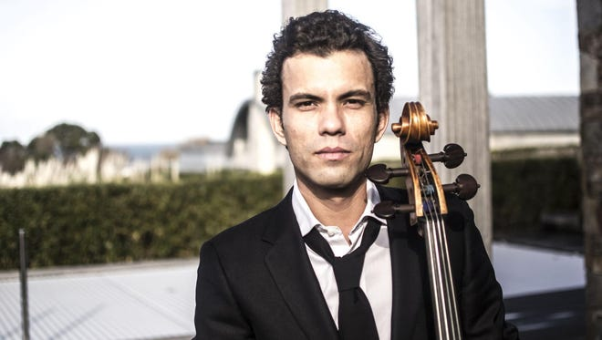 Ecuador-born cellist Francisco Vila learned to play while attending schools in Brevard County as a youth.