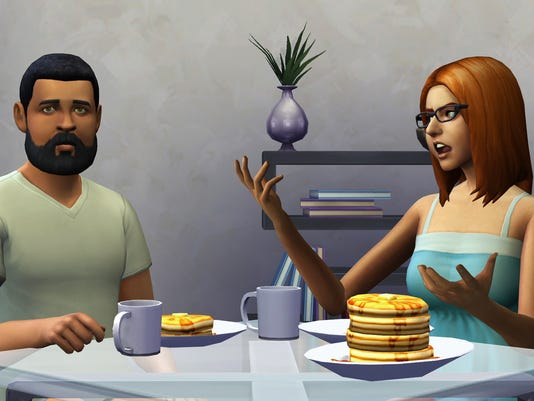 Game Review-The Sims 4 (3)