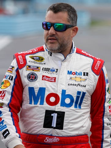 Tony Stewart says of his Chase advancement hopes this