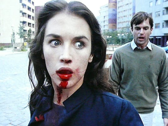 """Isabelle Adjani and Sam Neill star in the 1981 film """"Possession"""""""
