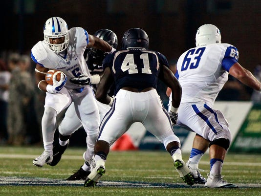 9-26-14 NCAA Football_ Middle Tennessee at Old Dominio
