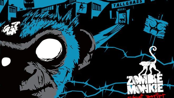 Tallgrass' Zombie Monkey Robust Porter.