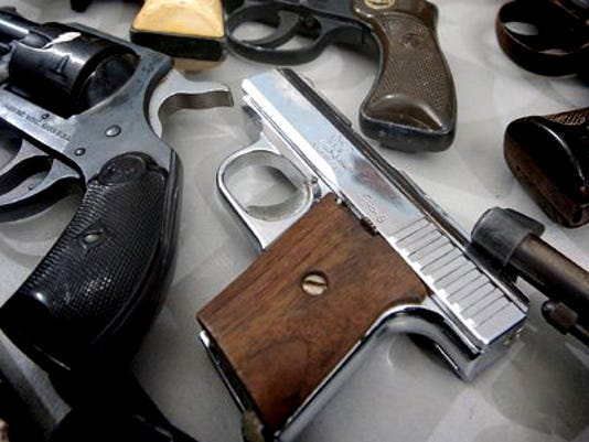 gun buyback file photo
