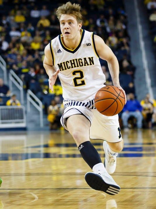 NCAA Basketball: Northern Michigan at Michigan