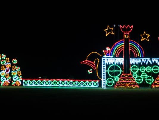 Wonderland of Lights