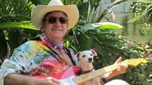 Joe King Carrasco will perform at Sacred Grounds.