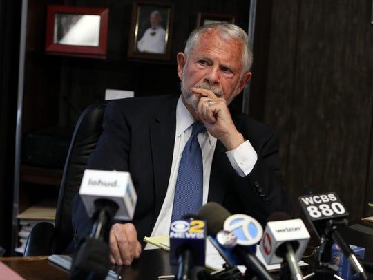 Attorney Martin Rosen, who represents Stephen Boyd