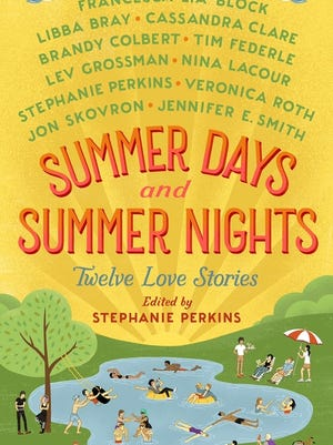 """Summer Days and Summer Nights"" features 12 love stories by different authors."