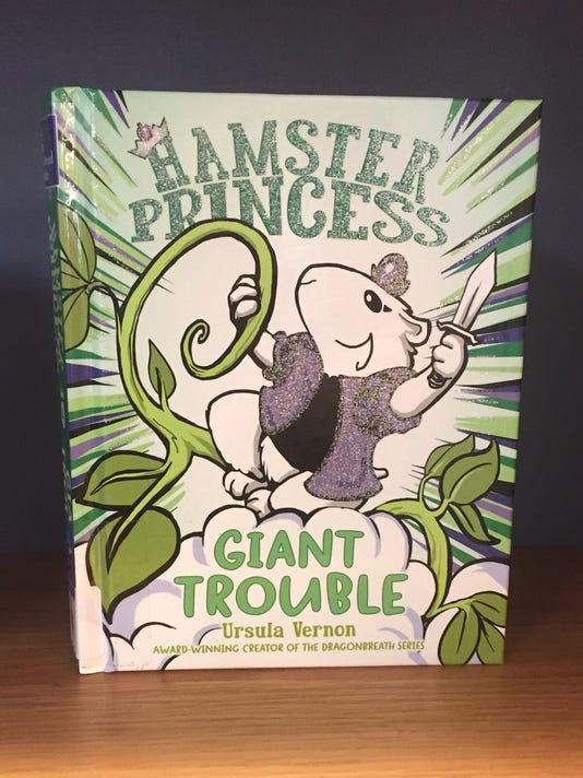 """Hamster Princess"" by"