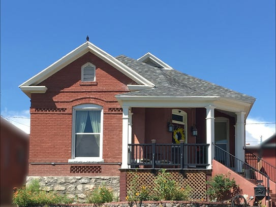 The Powell Home, 655 Upson Dr., has been restored and