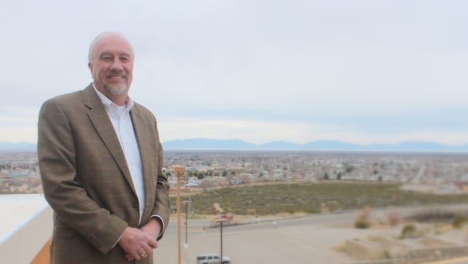 Dr. Ken Van Winkle, president of New Mexico State University-Alamogordo, was named to his position in mid-December by NMSU Chancellor Garrey Carruthers.