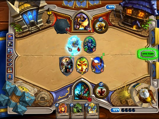 Game Review Hearthstone