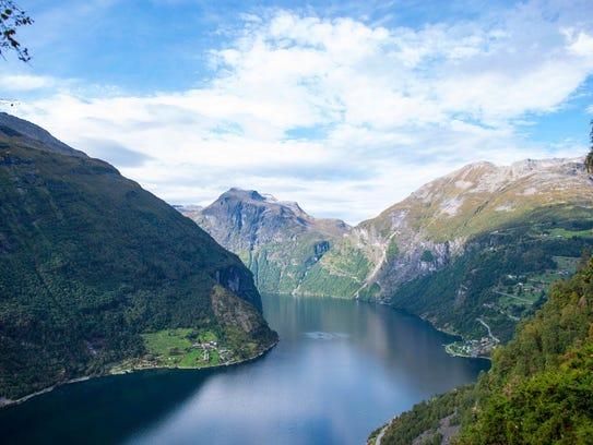 Norwegian fjords are not so far away for 2016.