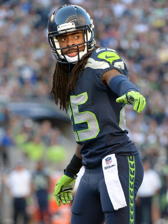 Richard Sherman fine with Packers' cold shoulder