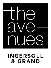 Stakeholders in the Ingersoll and Grand avenues area have announced a new name for the district: The Avenues.