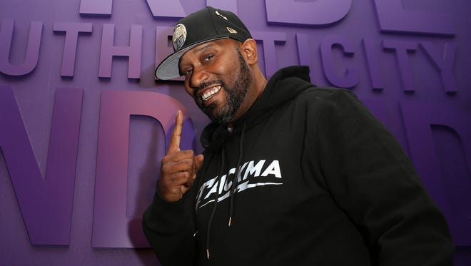 Houston rap legend Bun B performs at Growlers on Friday.