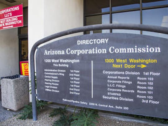 Ducey is right that the Arizona Corporation Commission is overstepping its constitutional rate-setting role. But will he try to do something about it?