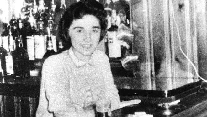 """Catherine """"Kitty"""" Genovese is shown in this undated file photo. Genovese, a bar manager, was stabbed to death in March 1964 as she returned home to the Kew Gardens section of Queens at 3:20 a.m. Her death came to symbolize the public's callousness and continued to fascinate 50 years later.  On Friday, Nov. 15, 2013, Genovese's killer, Winston Mosley, was denied parole for the 16th time by New York State Corrections officials."""