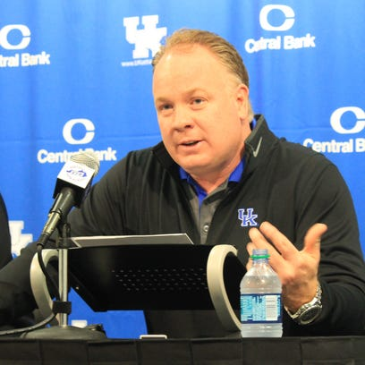 UK head coach Mark Stoops thinks the 2016 recruiting