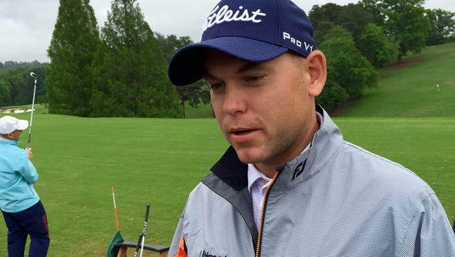 Greenville's Bill Haas held his annual charity golf tournament at Greenville Country Club on Monday for a fourth straight year.