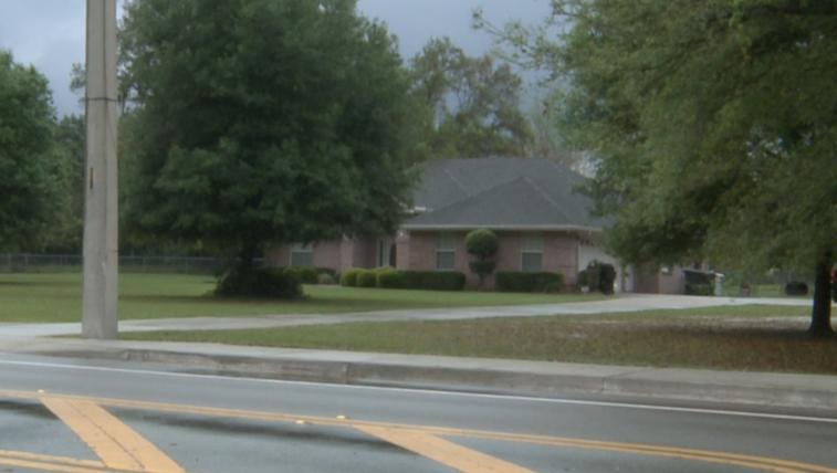 """Area where a JSO officer shot an """"aggressive"""" dog in"""