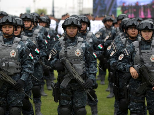 Mexico New Police (6)