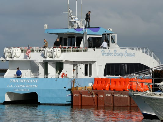 Google ferry service