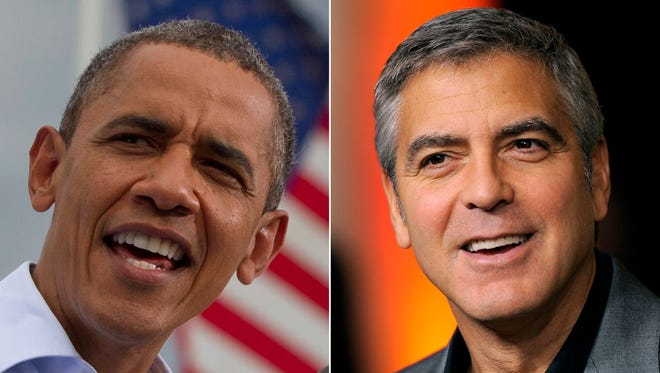 George Clooney is a friend of President Obama and sensitive about protecting that friendship. Maybe that's why Clooney blew up in Vegas recently when casino magnate Steve Wynn insulted his pal.